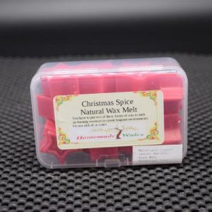 Christams Spice Box