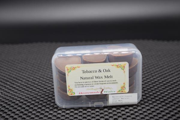 Tobacco & Oak Box