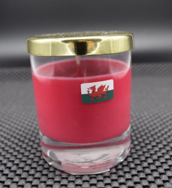 Christams Spice Scent Candle L