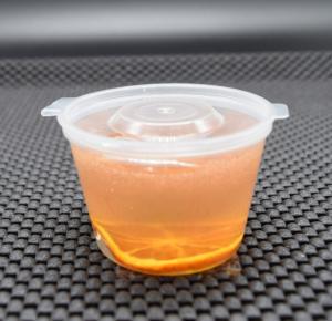 Orange shower jelly 100